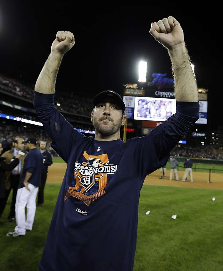 Justin Verlander says he now has more of an appreciation for how hard it is to advance in the playoffs. Photo: Paul Sancya, Associated Press