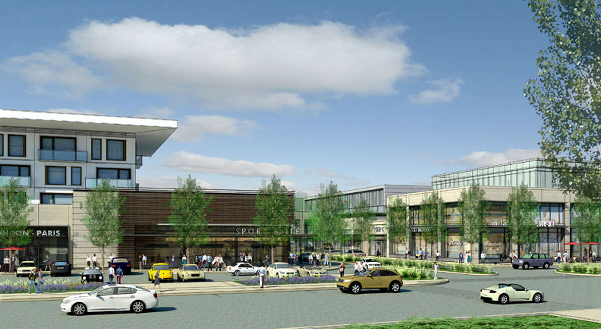 The plan is to finish the River Oaks District, near the Galleria, by fall 2014.