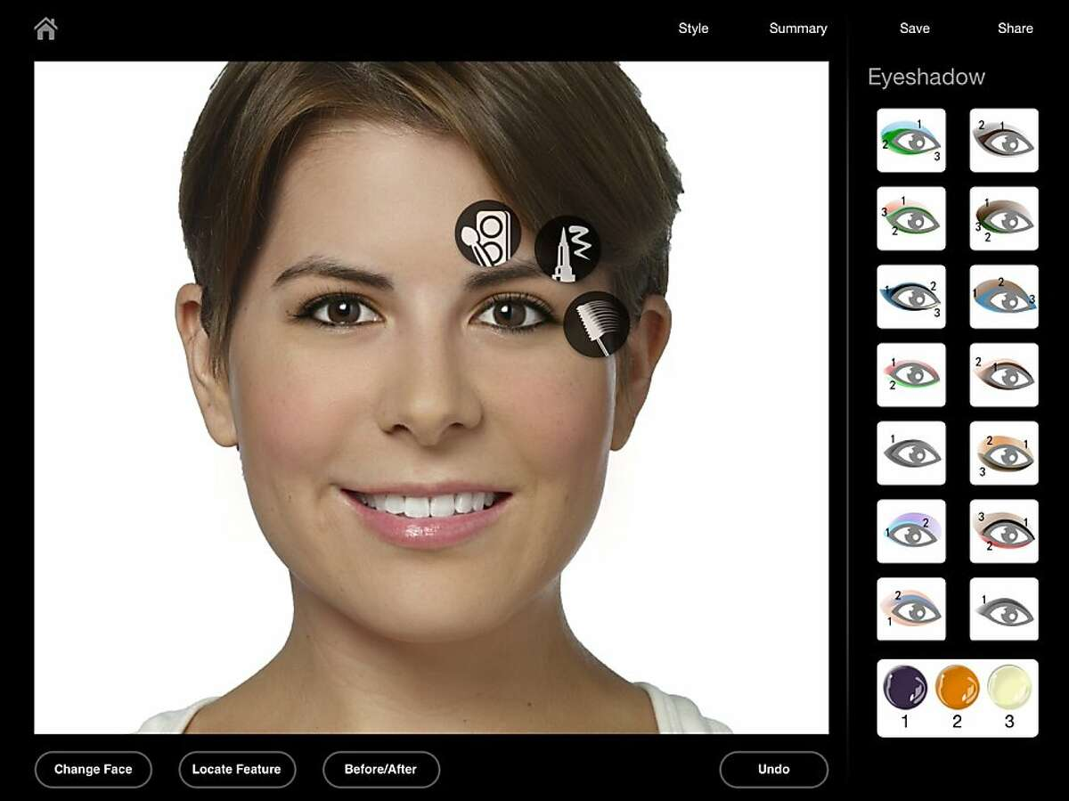 Perfect365 is an online and mobile app by Fremont s ArcSoft that allows users to enhance photos to try out new looks.