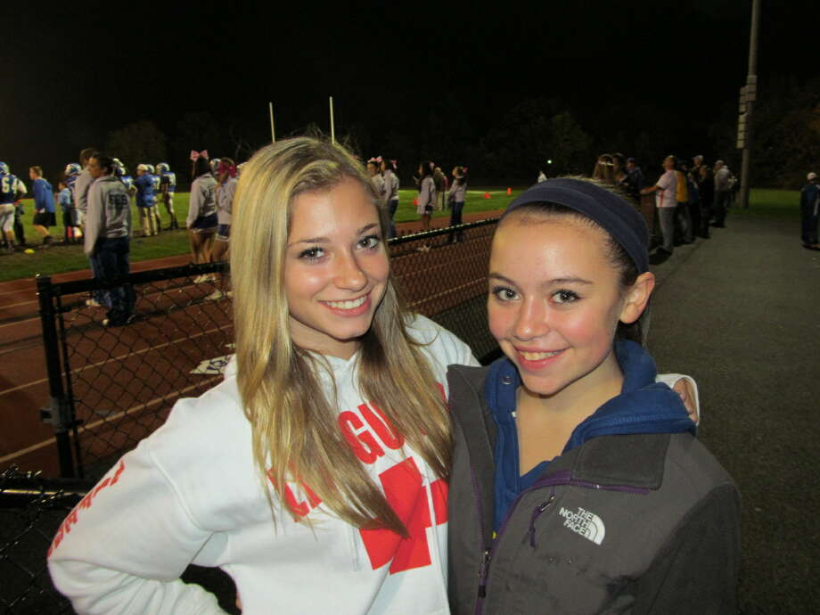 Were you Seen at the Shaker High versus Ballston Spa football game on Friday, October 19, 2012 at Shaker High School in Latham. Photo: Kristi Gustafson Barlette/Times Union