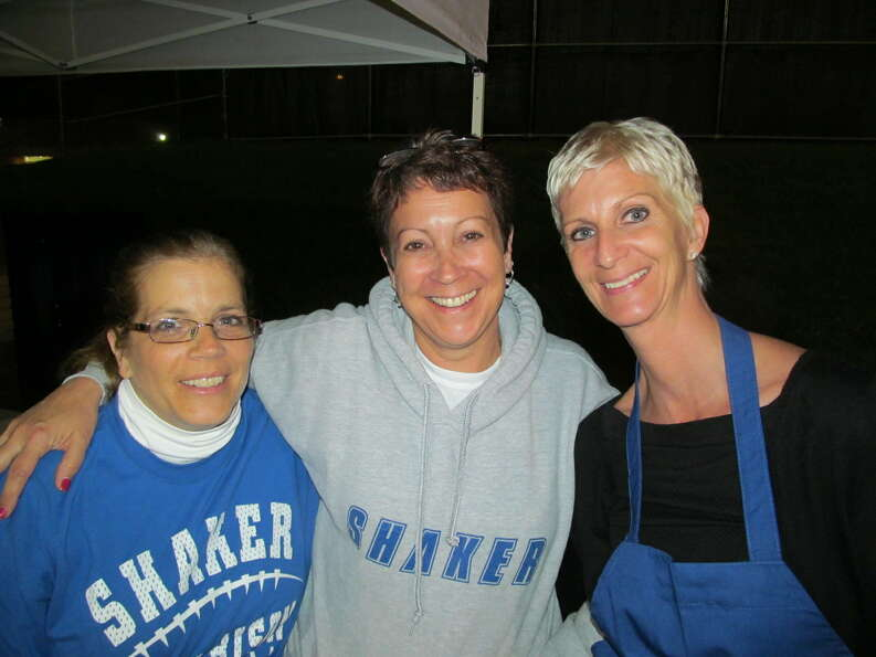 Were you Seen at the Shaker High versus Ballston Spa football game on Friday, October 19, 2012 at Sh