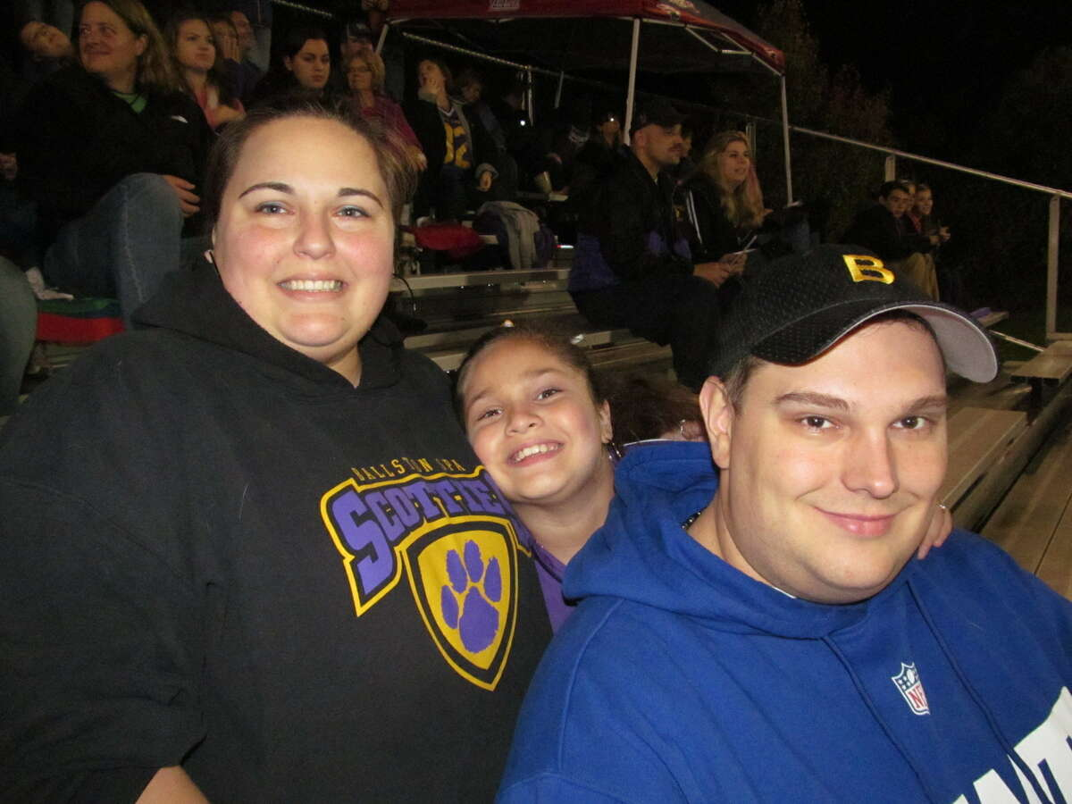 Were you Seen at the Shaker High versus Ballston Spa football game on Friday, October 19, 2012 at Shaker High School in Latham.
