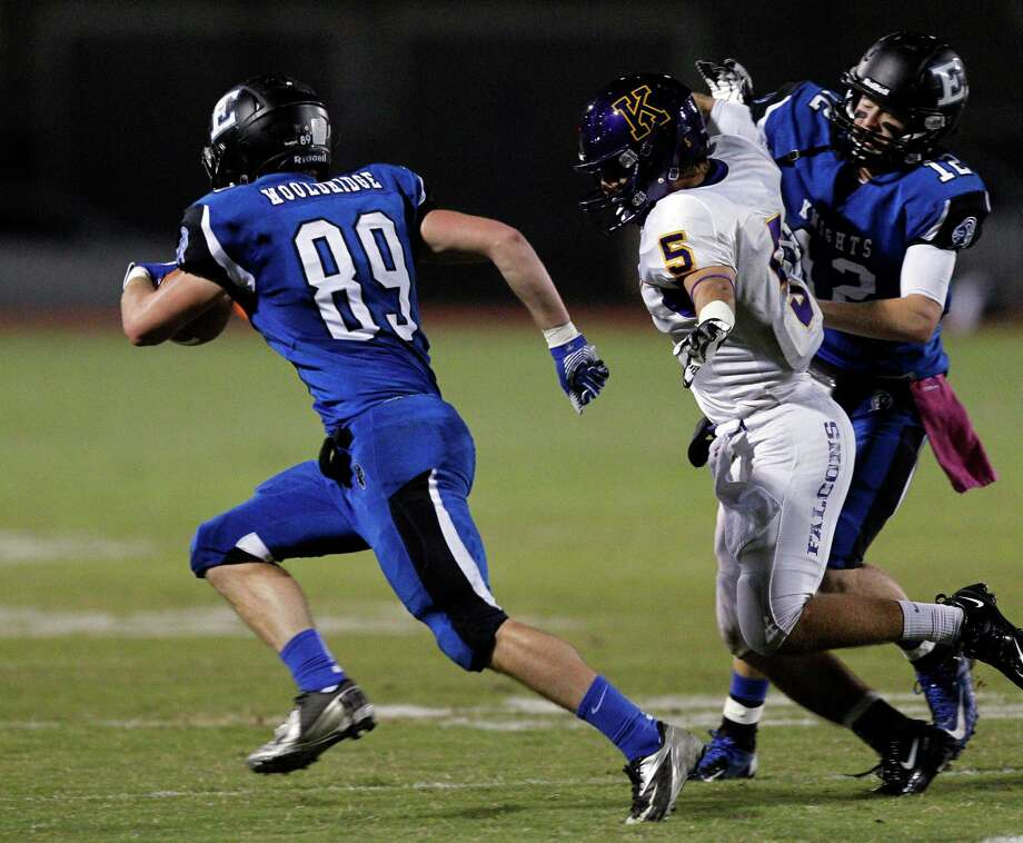 Kinkaid 30, Episcopal 28