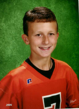 Unlike many of his peers, Johnny Manziel, 12, didn't play football until the sixth grade.  Courtesy photo