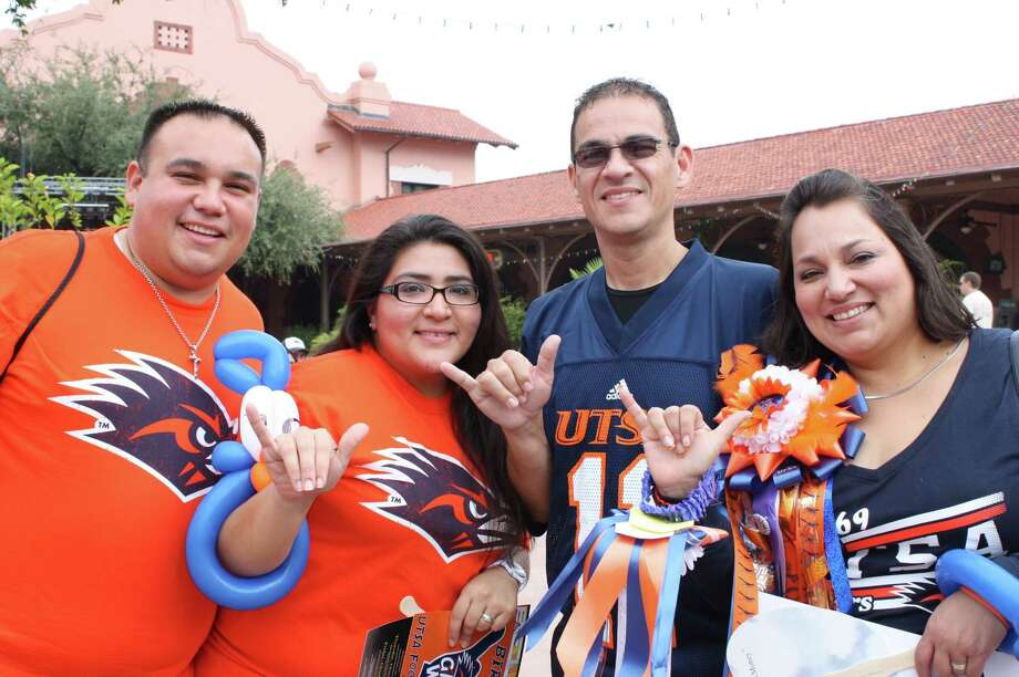 mySpy UTSA Homecoming game San Antonio 2012 Photo: Libby Castillo