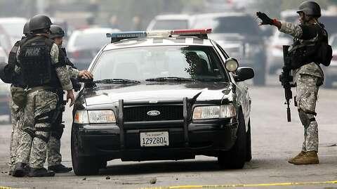 Inglewood shooting spree - 2 dead, 3 hurt - SFGate