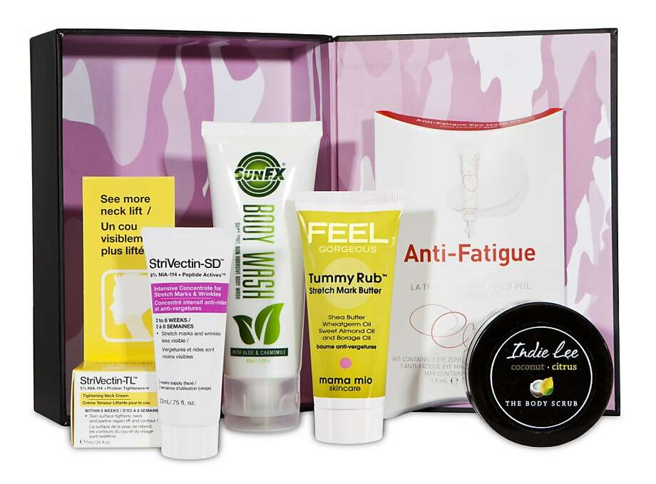 A Beauty Army sample kit nets you your pick of six sample products delivered in a box each month for $12. Photo: Beauty Army