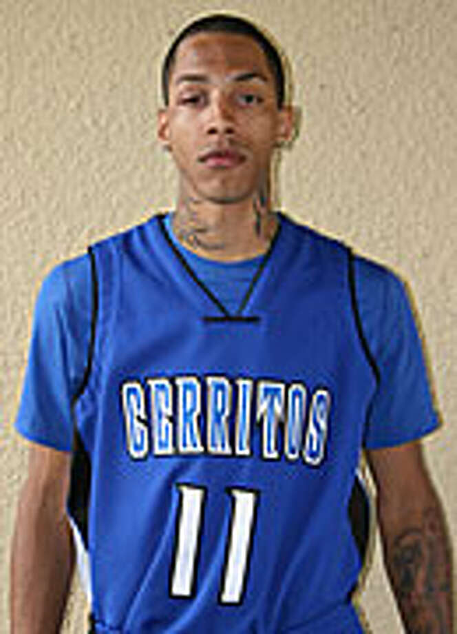 Anthony Holliday of Cerritos College in Norfolk, Calif., has verbally committed to play men's basketball at Lamar University.