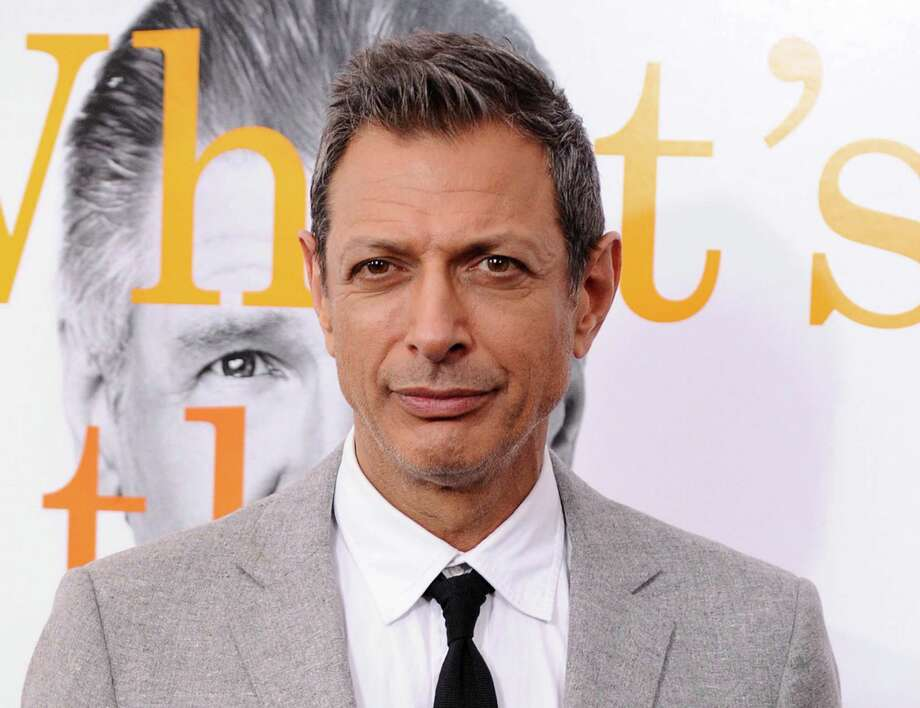 "FILE - This Nov. 7, 2010 file photo shows Jeff Goldblum at the premiere of ""Morning Glory"" at The Ziegfeld Theatre in New York. A judge on Tuesday June 12, 2012 granted Goldblum a three-year restraining order against Linda Ransom, who the actor says has been harassing him for a decade and came to his house repeatedly last month.  (AP Photo/Peter Kramer, file) Photo: Peter Kramer / AP2010"