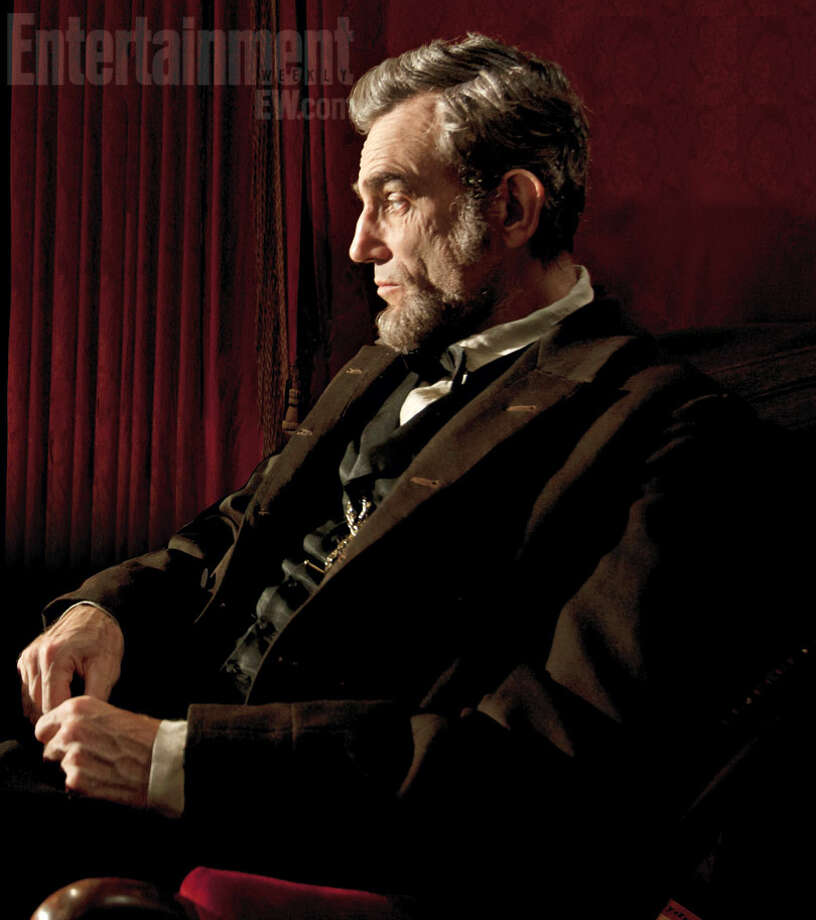 "Daniel Day-Lewis could snare his third Oscar for his portrayal of Abraham Lincoln in ""Lincoln."" Photo: Dreamworks"