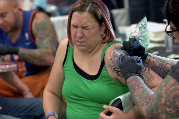 5: Get a tattoo Photo: Viorel Florescu, AP / The Record of Bergen County