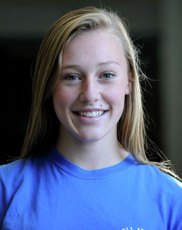 Hannah Caldwell, Bunnell High School girls soccer Athletes of the Week Photo: Cathy Zuraw / Connecticut Post