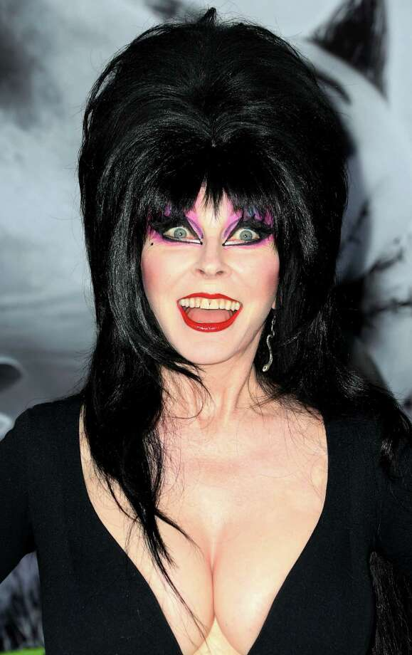 Cracked mirror on the wall, who is the scariest of them all?Elvira, actress Cassandra Peterson , still looks scary good after all these years. Photo: Frederick M. Brown, Getty Images / 2012 Getty Images