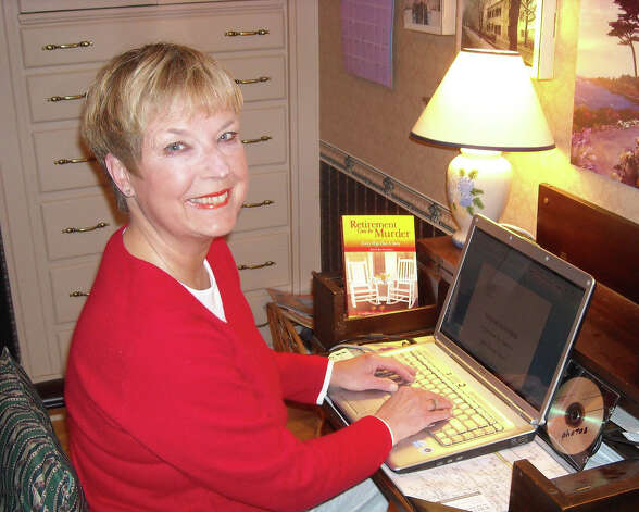 "Susan Santangelo, the author of the Baby Boomer Mystery series and co-founder of the Fairfield County (Conn.)-based Breast Cancer Survival Center will be bringing both pursuits together for a mystery writers' panel event Saturday, Oct. 27, 2012, in Westport. ""SinC Goes Pink!"" will gather together several authors of the Sisters in Crime New England Chapter for a panel talk and question-and-answer session to benefit the center. For more information about reservations, call 203-857-7304 or email cancersurvival@aol.com. Photo: Contributed Photo"