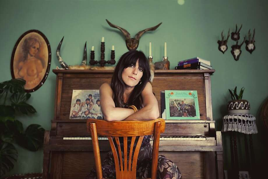 Nicki Bluhm and her band's version of a Hall and Oates tune sung in a van while on the road and posted on YouTube is a hit. Photo: Another Planet Entertainment