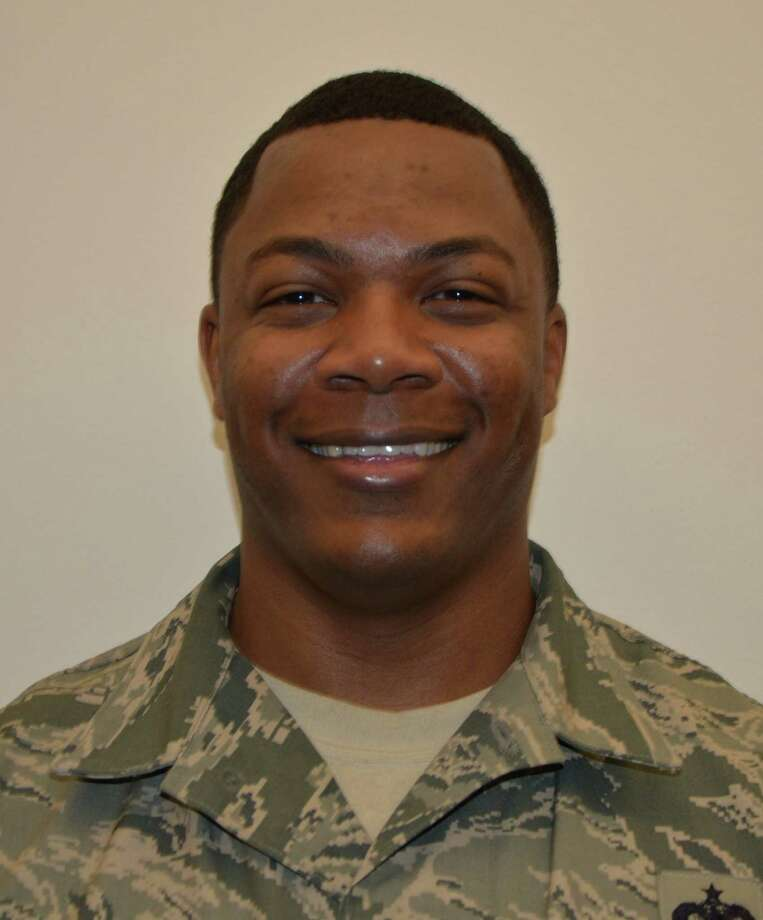 Master Sgt. Bruce Harrison is assigned to the 502nd Air Base Wing at Joint Base San Antonio. Photo: Courtesy