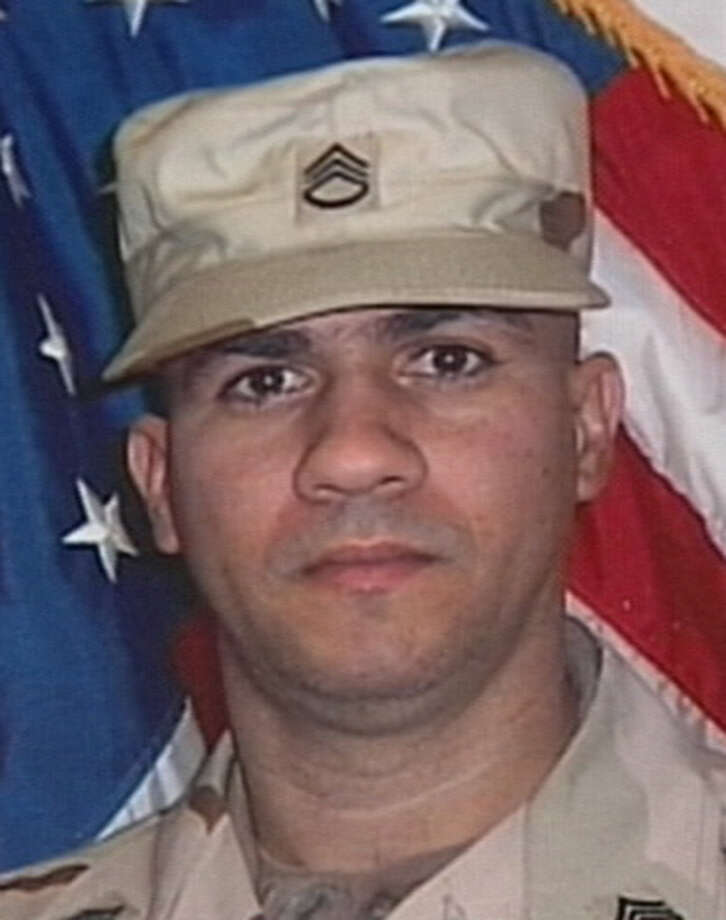 FILE — U.S. Army Staff Sgt. Alberto B. Martinez, of Troy, N.Y. Photo: WRGB CBS-6/Associated Press / CBS6 WRGB ALBANY