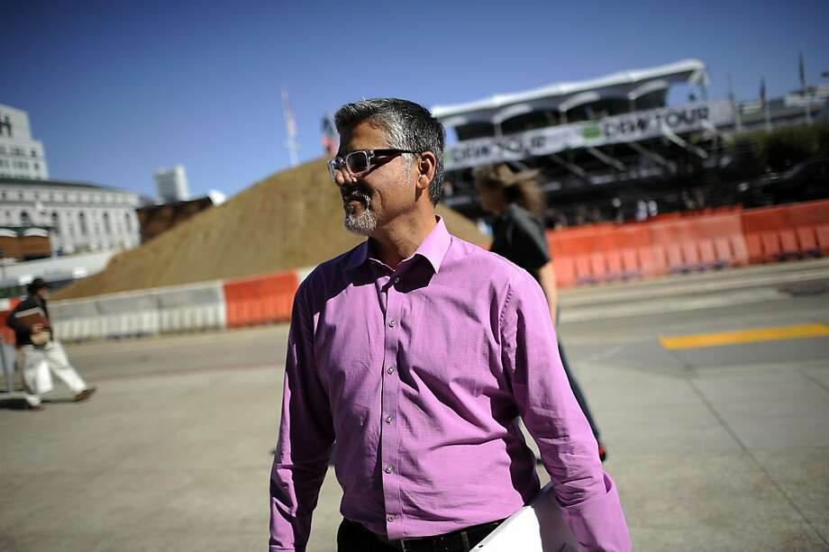 Supervisor John Avalos' minor rant last week about the Dew Tour's use of public lands has drawn criticism. Photo: Michael Short, Special To The Chronicle