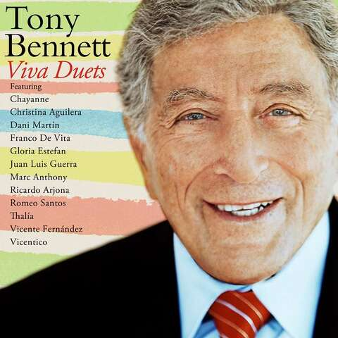 Chemistry is key to Tony Bennett's 'Viva Duets' - Houston