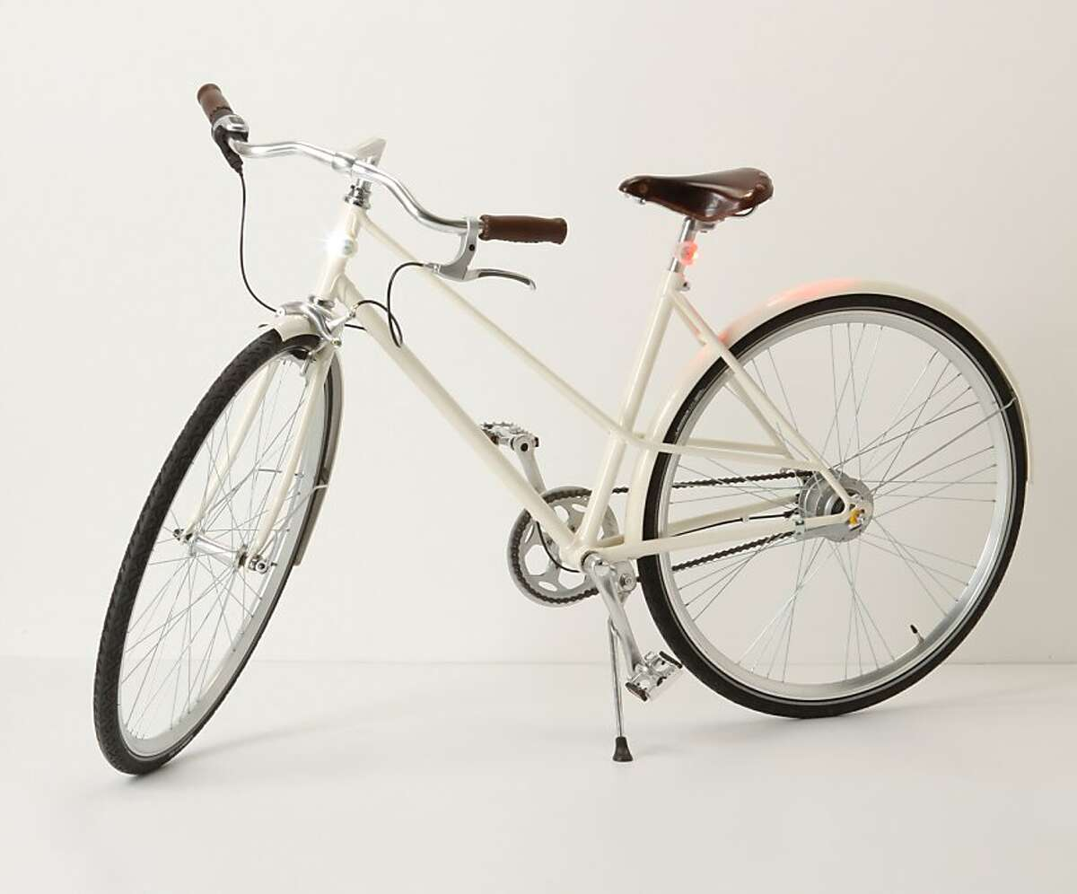 More: $1,998 Abici Sveltina Donna Bicycle from Anthropologie (anthropologie.com)