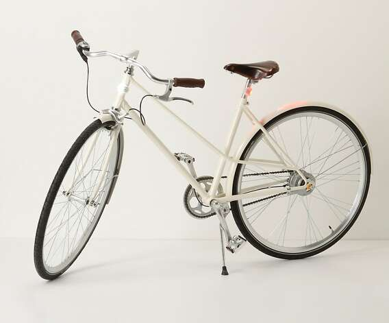 More: $1,998 Abici Sveltina Donna Bicycle from Anthropologie (anthropologie.com) Photo: Anthropologie