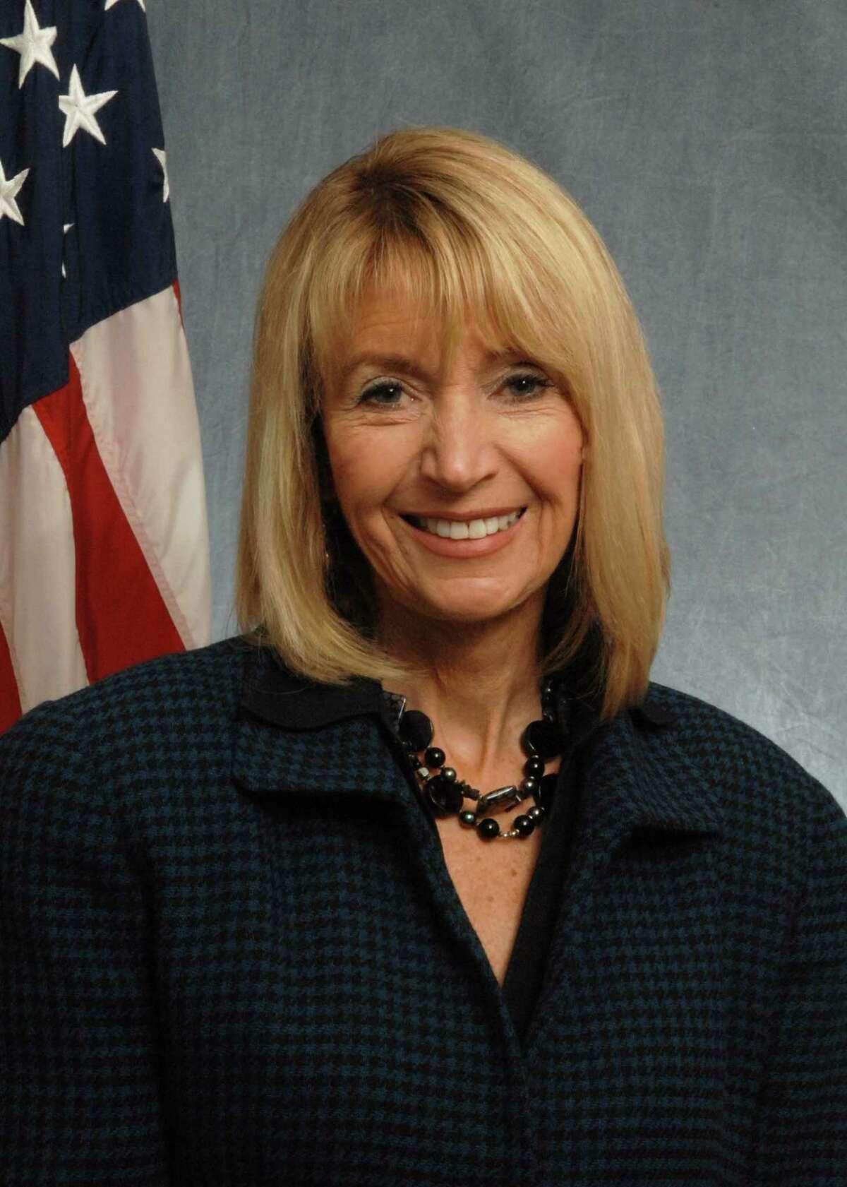 Marcia McNutt, director of U.S. Geological Survey