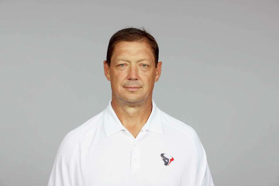 Rick Dennison Houston Texans  2012 NFL photo Photo: NA, FRE / AP2012