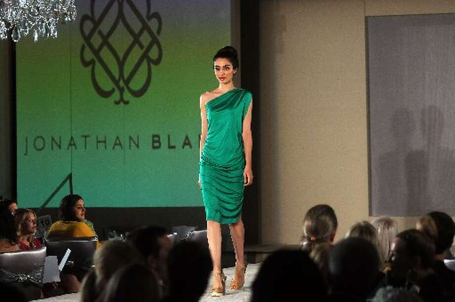 New designer Jonathan Blake