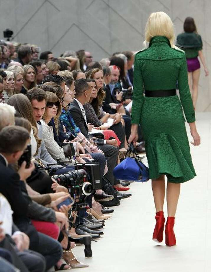 British fashion week.