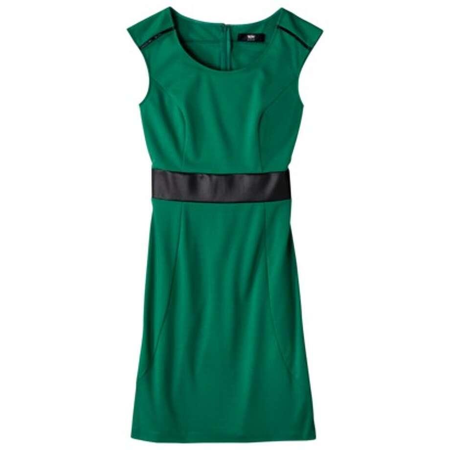 Mossimo Ponte dress, $34.99, Target.com and Target stores.