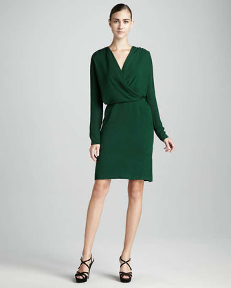 The Gina dress by Raoul, $498, at Neiman Marcus.