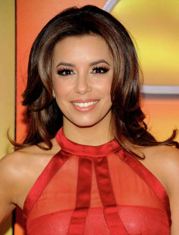 Actress-activist Eva Longoria, 37, California Photo: Evan Agostini, Associated Press / AGOEV