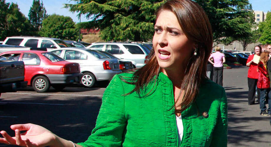 Rep. Jaime Herrera Beutler, R.-Wash. – Jerrera Beutler voted with her party for a budget that would delay the Affordable Care Act, a.k.a Obamacare. Photo: Rick Bowmer / AP2011