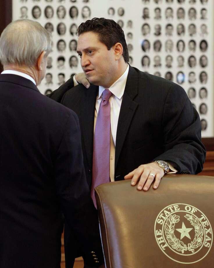 State Rep. Trey Martinez Fischer, 42, Democrat, Texas Photo: Harry Cabluck, AP / AP