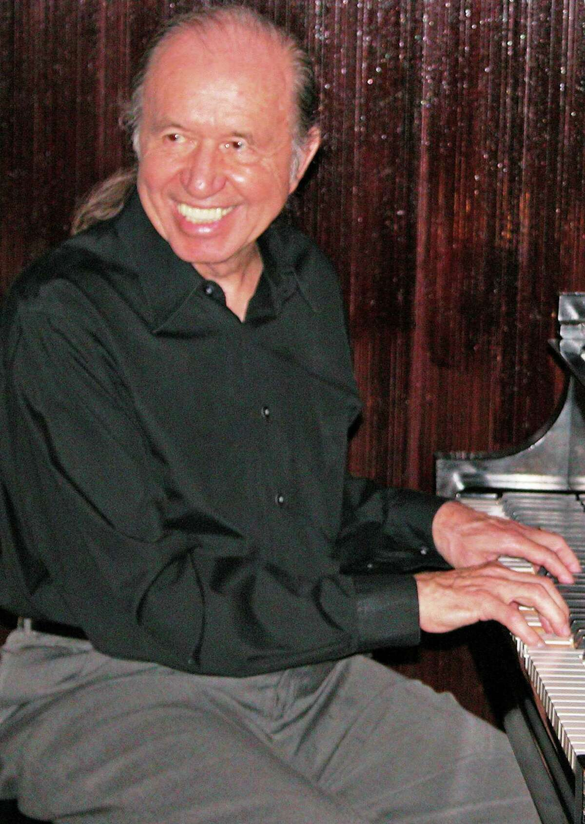 Eclectic jazz pianist and singer Bob Dorough will present a concert at Northweat Vista College. Courtesy photo