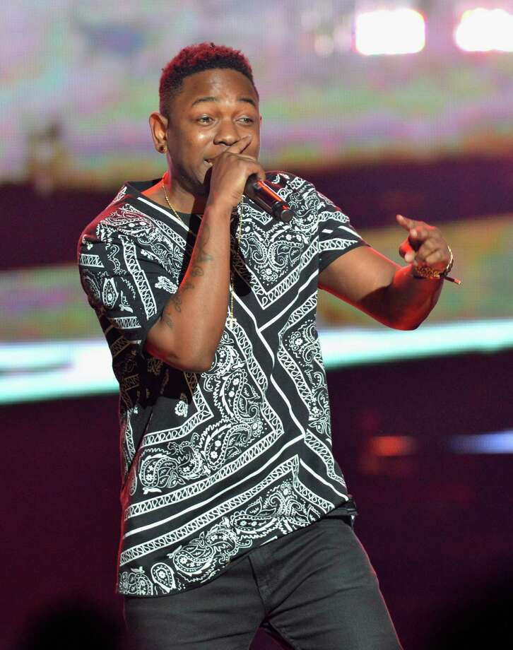 Kendrick Lamar performs onstage at the 2012 BET Hip Hop Awards at Boisfeuillet Jones Atlanta Civic Center on September 29, 2012 in Atlanta, Georgia. Photo: Rick Diamond, Getty Images For BET / 2012 Getty Images