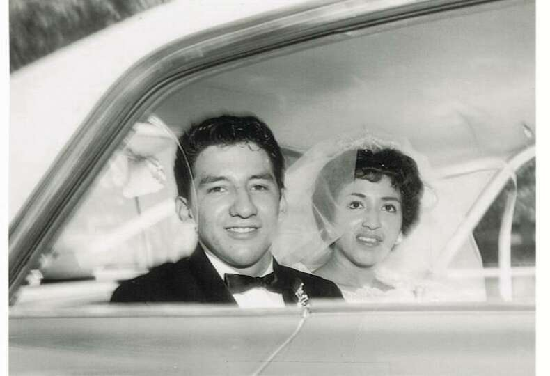 In August of 1962, Rudy C. Medrano married Florence Guerra. Edgewood High School sweethearts, their