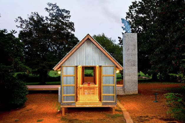 The Zachary House, by  architect Stephen Atkinson, in Ramseur, N.C.,    has appeared in 39 magazines, from those with a modernist bent, like Dwell, to more traditional ones, like Southern Living. Photo: Tony Cenicola, New York Times / NYTNS