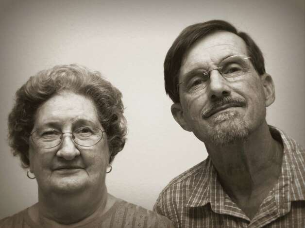 Edna Mae Breaux and her son Kenneth Breaux in a photo taken in 2012 in San Antonio. Edna Mae moved from New Orleans to the Inn at Los Patios in 2004 with her husband who has since deceased. Photo: Kenneth Breaux, Reader Submissio