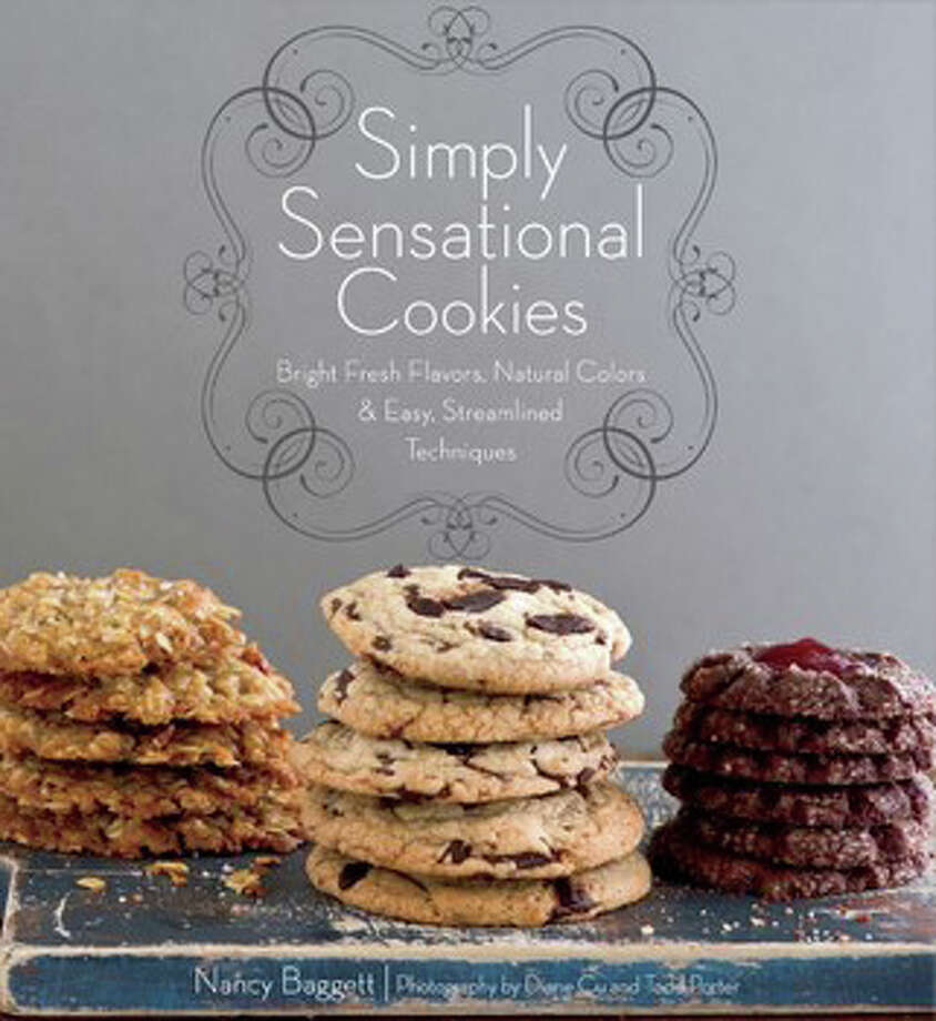 """""""Simply Sensational Cookies"""" by Nancy Baggett. Photo: Contributed Photo"""