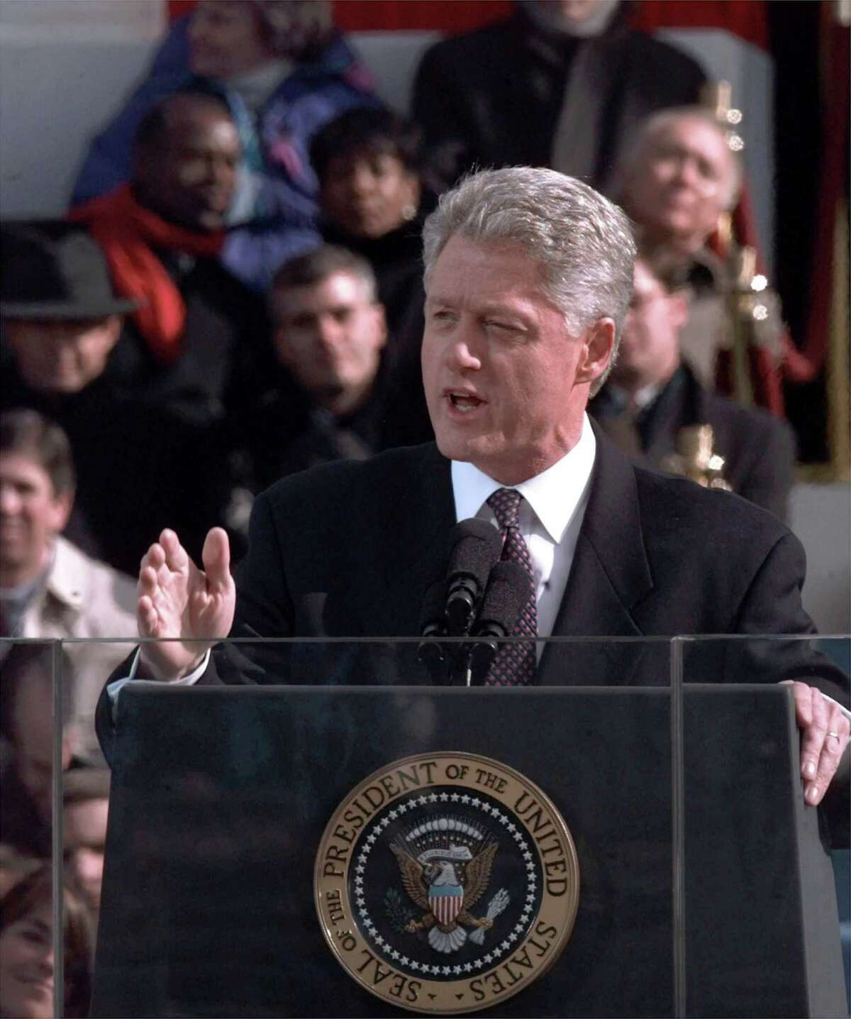DOMA debuts - September 1996 President Bill Clinton signed the Defense of Marriage Act, which allowed states to refuse to recognize gay marriages granted in other states.