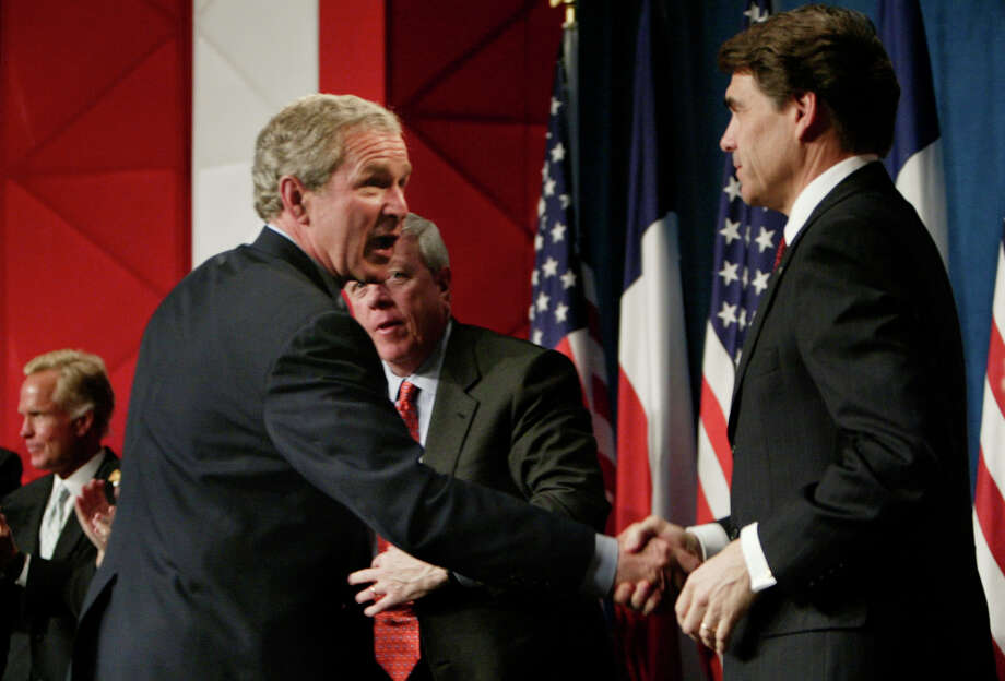 2004:George W. Bush, Republican, winner  Photo: Kevin Fujii, Houston Chronicle / Houston Chronicle