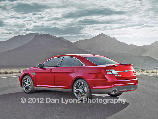 2013 Ford Taurus SHO (photo courtesy Ford Motor Corporation) / Copyright 2012