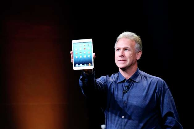 Then, on Oct. 23, Apple unveiled the 7.9-inch iPad mini. One feature that really turned heads was the starting price: $329 -- $130 more than its main 7-inch competitors. Photo: JIM WILSON, New York Times / NYTNS