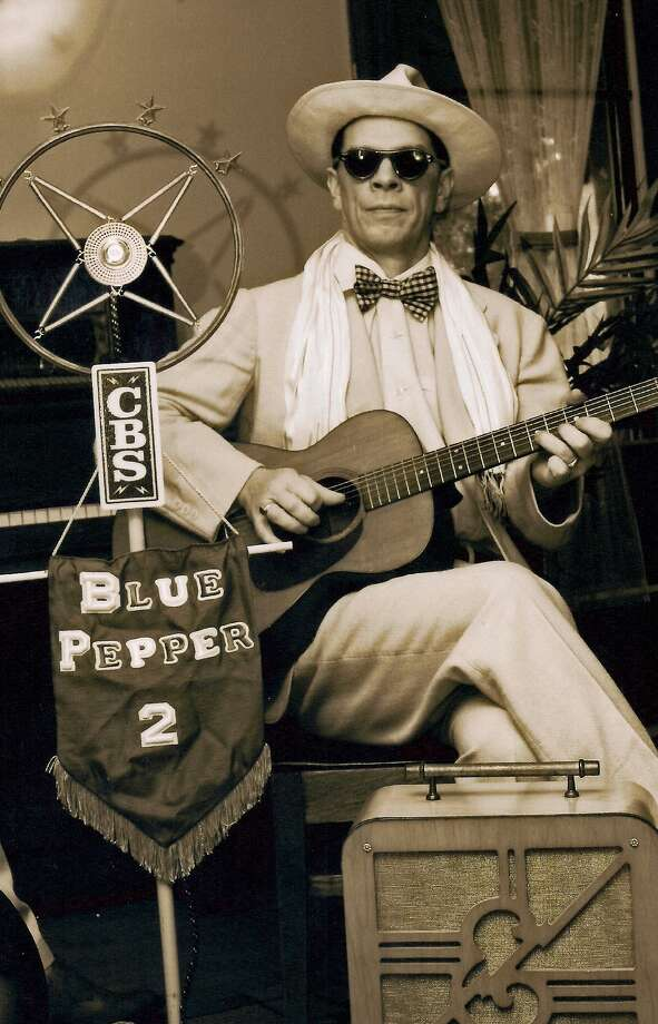 """Billy Bratcher's new CD is  """"In the Lobby."""" Photo: Roy Gifford"""
