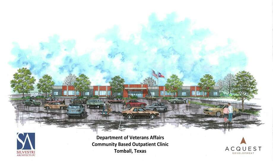 The Department of Veteran Affairs signed a 20 year lease in 2011 to turn the old Klein's Supermarket property at 1200 Main Street in Tomball into an outpatient clinic for military veterans. Construction is expected to be completed in July 2013. Photo: Handout