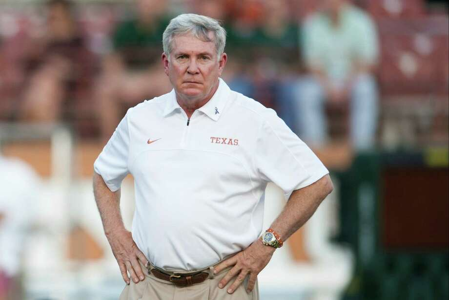 "Mack Brown said David Ash is his ""clear-cut"" starting QB heading into spring. Photo: Cooper Neill, Getty Images / 2012 Getty Images"