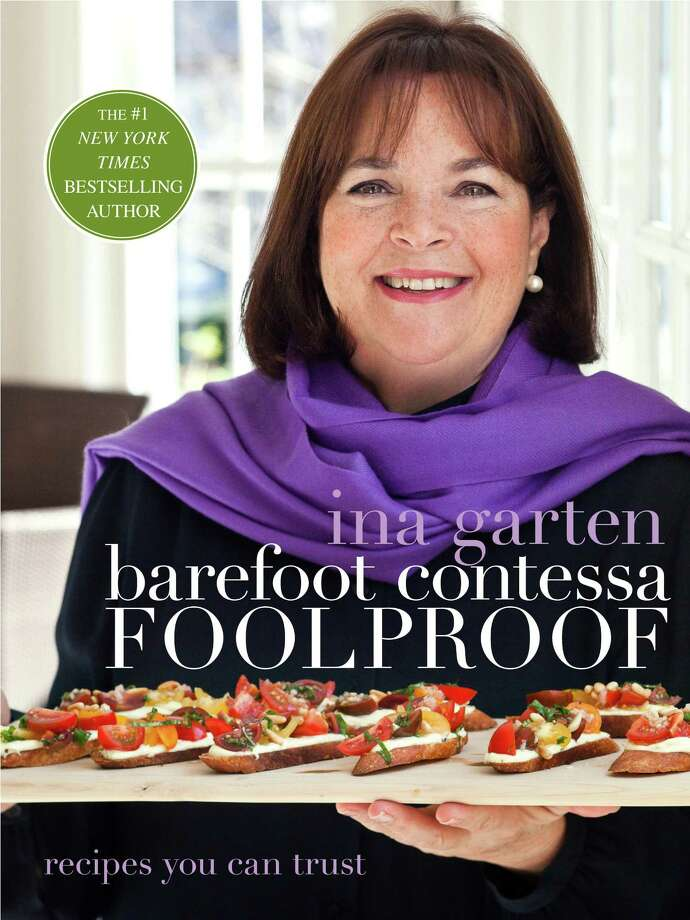 "Cover: ""Barefoot Contessa Foolproof: Recipes You can Trust"" by Ina Garten (Clarkson Potter). Photo: Quentin Bacon"