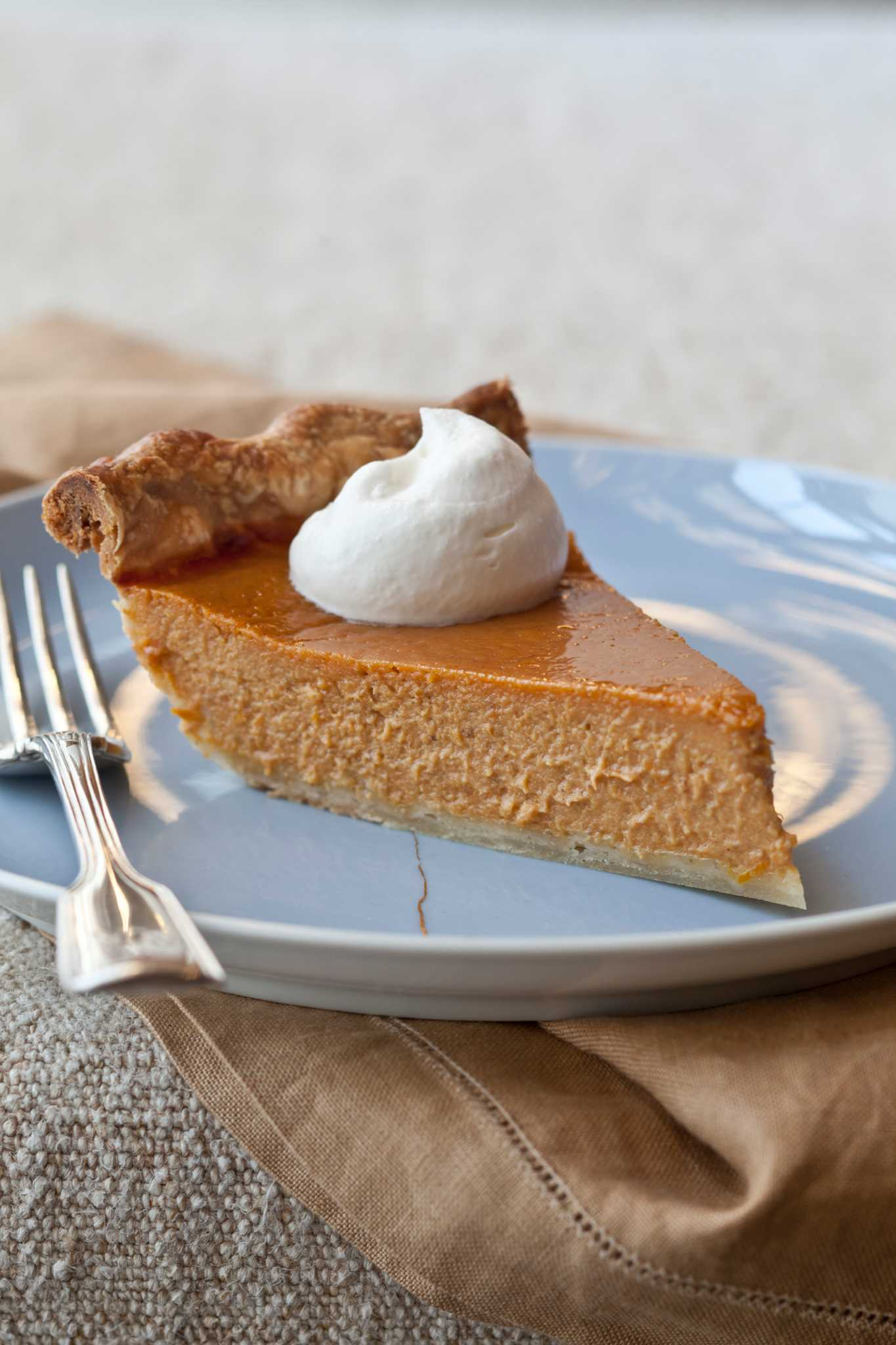 Ultimate Pumpkin Pie with Rum Whipped Cream