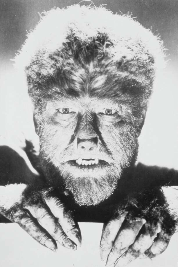 The Wolf Man is one of the most iconic monsters and also the most famous lycanthrope.  Photo: TLC Movie Monsters.002 / handout slide